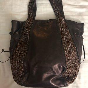 Kooba Studded Shoulder Bag